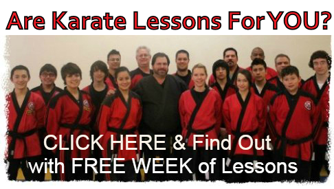 Black Belts at Allen Sarac's Professional Karate Centers in Las Vegas Nevada want to help you
