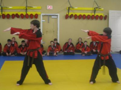LVkarate.com  The Black Belt Test  is about testing ourself