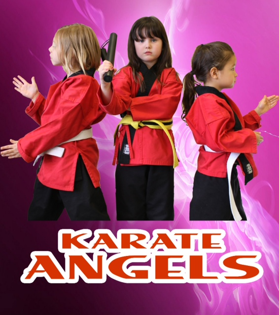 Karate for Kids ages 4-6 at Allen Sarac's Professional Karate Centers in Las Vegas, NV