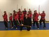 Sword Class at Allen Sarac's Professional Karate Center in Las Vegas