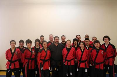 Allen Sarac's Professional Karate Center, My Black Belt Family